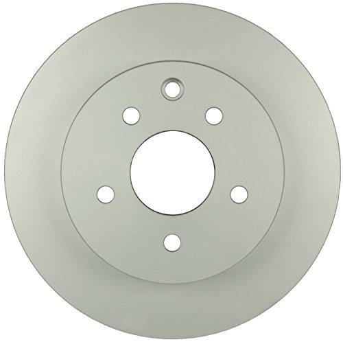 Bosch 40011061 QuietCast Premium Disc Brake Rotor For: Infiniti G35; Nissan 350Z, Leaf, Rogue, Rogue Select, Rear ()