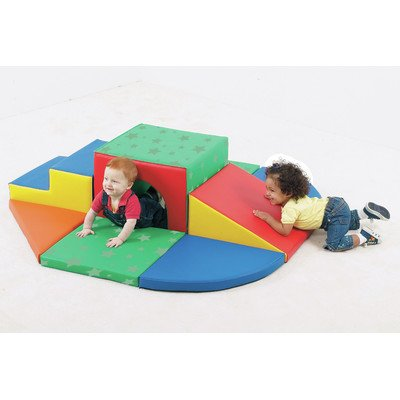Children's Factory Soft Tunnel Set Climber (Factory Tunnel Childrens)