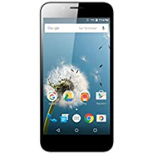 Figo Epic 5.0 Unlocked GSM 4G LTE Dual-Sim Cell Phone with 8.0 MP Camera - Big Battery(4000 mAh)- 5.0 HD Display (White)