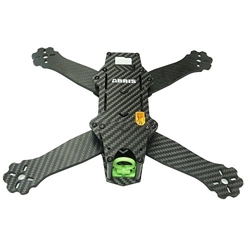 ARRIS C250 250mm Pure Carbon Fiber Micro FPV Quadcopter Frame Kit