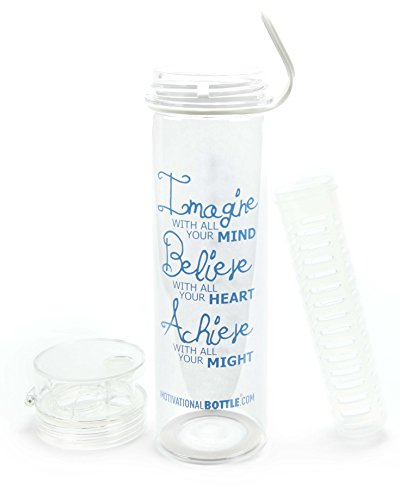 Aqua Motivational Infuser Bottle