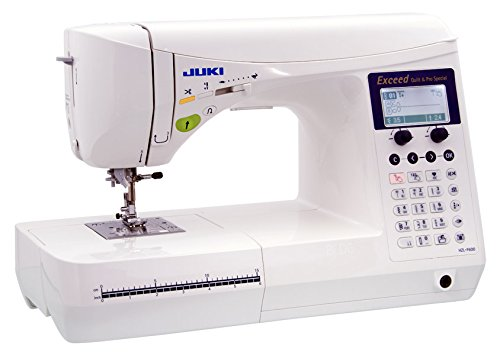 Juki HZL Exceed F600 Sewing Quilting Machine Review