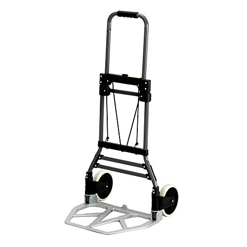 Safco Products 4062 Stow-Away Collapsible Utility Hand Truck, (Safco Products Stowaway)