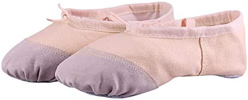 (チレエコ)Chireeko バレエシューズ 大人 バレエ靴 ダンスシューズ スプリットソール トウシューズ 布製 ダンス用品 バレエ用品 初心者 練習用 男性 女性 レディース メンズ