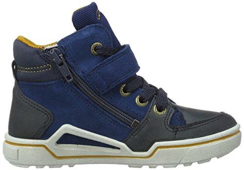 ECCO Glyder, Zapatillas Altas para Niños Azul (50278marine/poseidon)