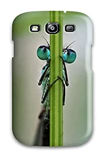 Forever Collectibles Dragonfly Hard Snap-on Galaxy S3 Case by supermalls
