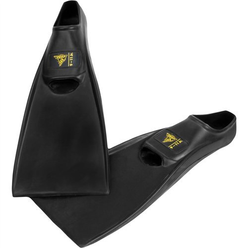 - Deep See Full Foot Sea Star Fin Jr, Black