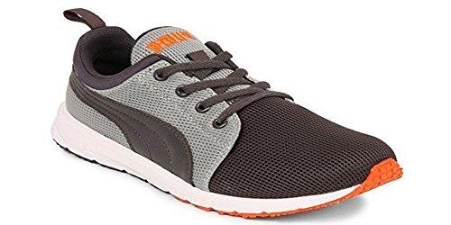 Puma Carson Runner Sneaker Jungen Grau - Größe: 31