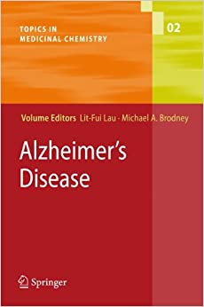 Book Alzheimer's Disease (Topics in Medicinal Chemistry)