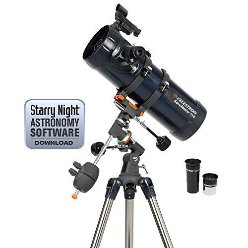 Celestron 31042 AstroMaster 114 EQ Reflector Telescope for sale  Delivered anywhere in USA