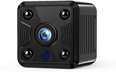 Opinión sobre FREDI - Videocámara oculta inalámbrica wifi HD 1080p, cámara IP de vigilancia interior