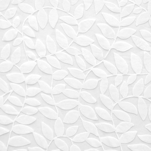 Waverly Be Leaf Me Snow Fabric - By the Yard