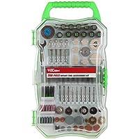 Hyper Tough 208 Piece Rotary Tool Accessory Kit