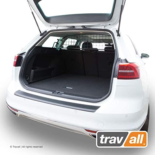 Travall Guard Compatible with Volkswagen Passat Wagon with Sunroof 2014-Current Passat Alltrack 2015-Current TDG1511 – Rattle-Free Steel Vehicle Specific Pet Barrier
