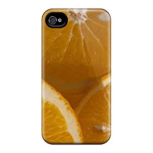 Hot Design Premium DcS12889ZJRR Cases Covers Iphone 6 Protection Cases(food Fruits And Berryes Slices Orange)