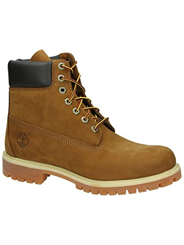 Homme Timberland Marron 6 Classiques Premium Waterproof inch Bottes HU7WH