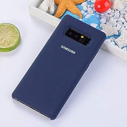 Amazon.com: Carcasa de silicona para Samsung Galaxy S8 S9 ...