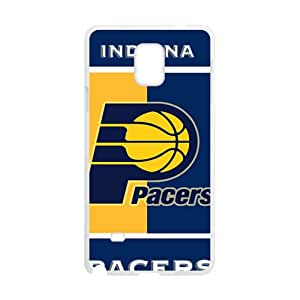 indiana pacers logo Phone Case for Samsung Galaxy Note4 Case