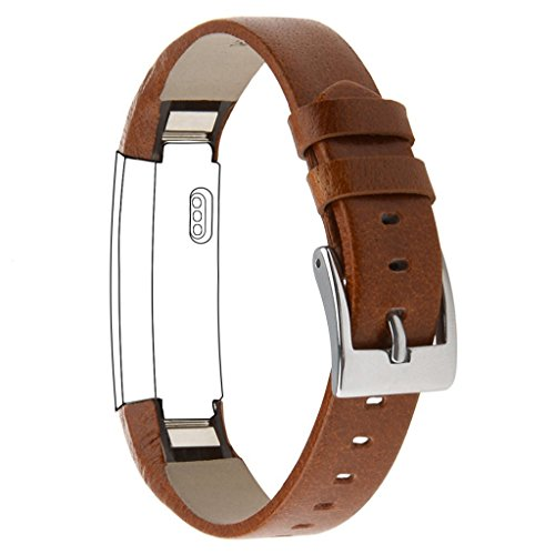 Henoda Leather Bands Fitbit Strap product image