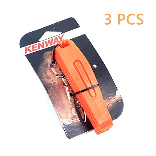 (Mantain Tire Levers Nylon Bicycle Tire Crowbar Bike Tyre Opener Tire Repair Tools Tire Pry Bar Bicycle Accessories 3Pcs)