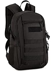 12L Mini Daypack Military MOLLE Backpack Gear Tactical Assault Pack School Bag