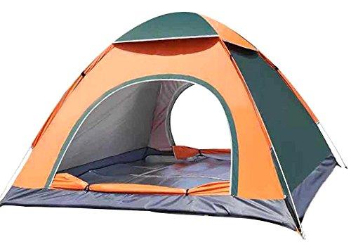 調整する覆す粘着性(ステキ ライフ)Suteki Life 全自動 ビーチテント 3?4人用 雨を防ぐ ピクニック ?バーベキュー? 釣り?アウトドア ?キャンプ用品