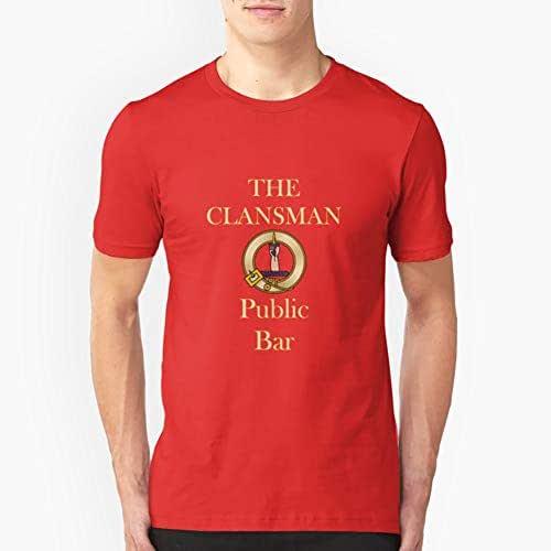Amazon.com: Clansman Public Bar Still Game Glasgow Slim