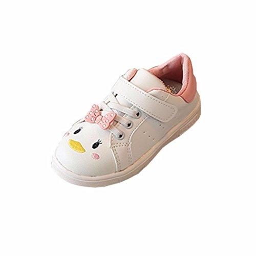 Kinder Schuhe Huhu833 Kinder Mode Mädchen Sport Solid Sneaker Baby Freizeit Schuhe Weiß