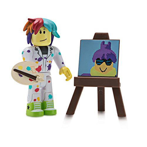 Artist Collection - Roblox Gold Collection Pixel Artist Single Figure Pack