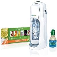 SodaStream Fountain Jet Home Soda Maker Starter Kit, White