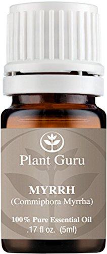 Myrrh Essential Oil. 5 ml. 100% Pure, Undiluted, Therapeutic Grade. Sample Size