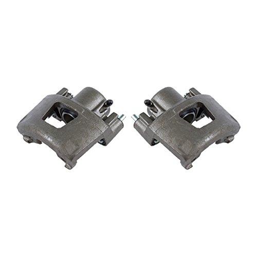 CKOE01213 [ 2 ] FRONT Premium Grade OE Caliper Assembly Pair (Eldorado Etc Front Brake Pads)