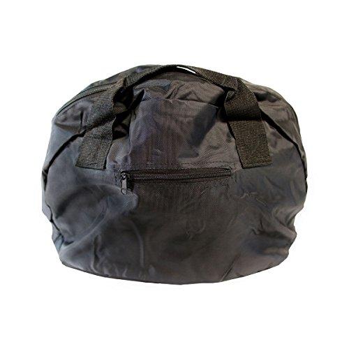 Fulmer AF-HELBAG05, Helmet Bag -Fleece Lining - Black by Fulmer (Image #1)
