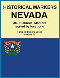 Historical Markers NEVADA (Historical Markers Series Book 19)