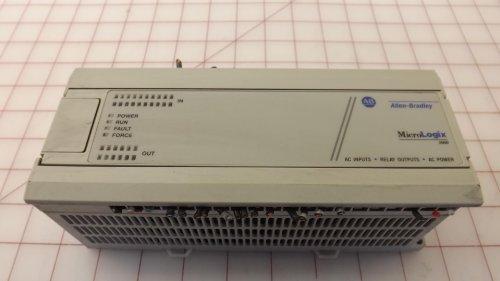 PLC Hardware Allen-Bradley L32BWA MicroLogix PLC /V AC Power