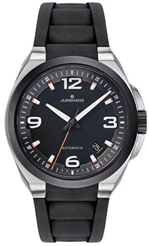 Junghans Spektrum Automatic Black Dial Date 027/1502.00