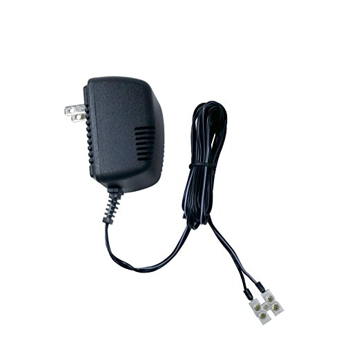 copusa Power Supply 24V AC-Input 120V 60Hz- Output, Black ()
