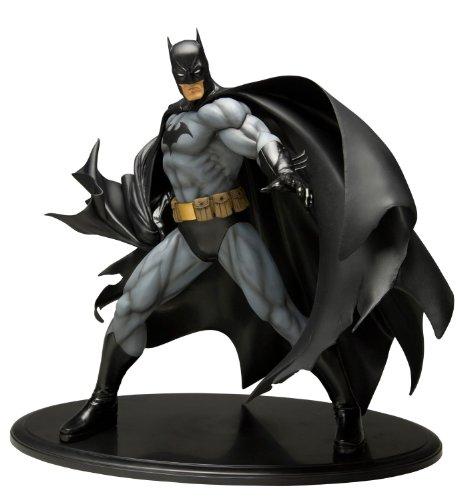 Kotobukiya Batman ArtFX Statue (Black Costume Version) (Kotobukiya Dc Comics Superman For Tomorrow Artfx Statue)