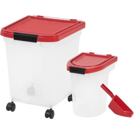 3 piece pet food container - 9
