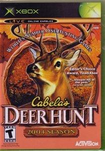 Cabela's Deer Hunt: 2004 Season by (Cabelas Deer)