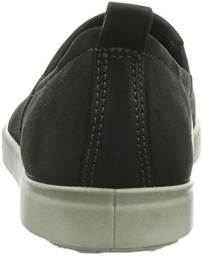 ECCO Women's Aimee Slip-On Shoes Black LqaUK1W