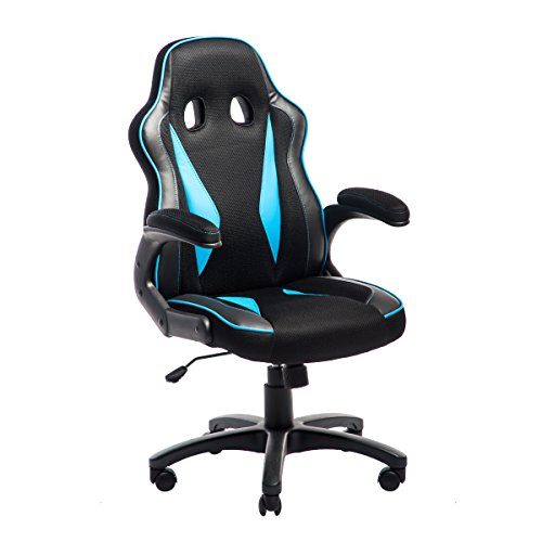 41d6OIY3poL - Merax Mid-Back Executive Office Chair Swivel Computer Desk Chair