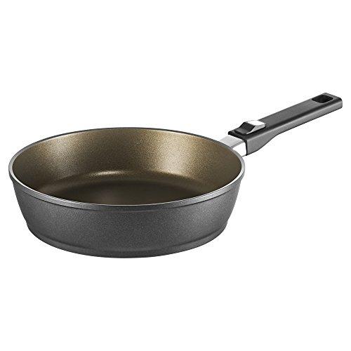 Berndes 631525 Vario Click Induction Plus 10-Inch, 2.5-Quart Non-Stick Sauté ()