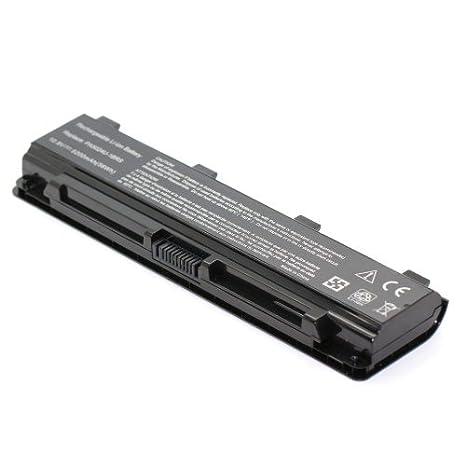 Batería compatible para ordenador PC portátil Toshiba Satellite (Pro) S875, L855, 11.1 V 4800 mAh, note-x/DNX/patines: Amazon.es: Informática