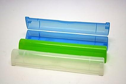 folienabroller dispensador de papel higiénico (pantalla Film Protector de pantalla plana azul F Aluminio Pantalla