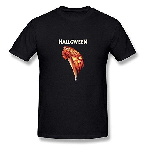 Farm Heroes Saga Halloween (WunoD Men's Halloween Movie Logo T-shirt Size)