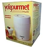 Yogourmet Electric Yogurt Maker 2Qt 1 Ct review