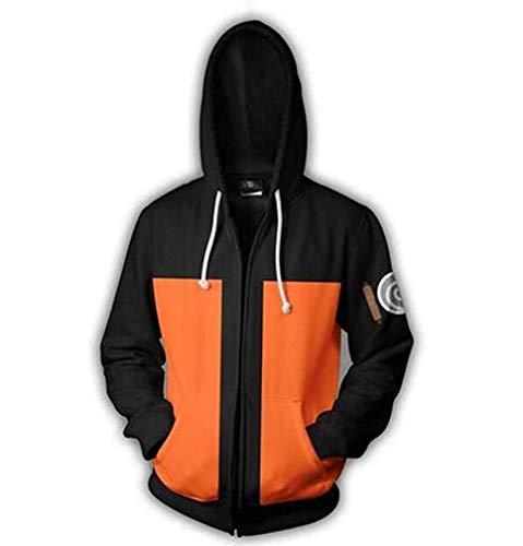 CosplayLife Naruto Hoodie Orange (L)