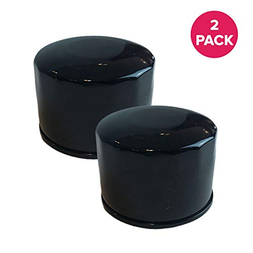 Think Crucial 2 Replacements for Briggs & Stratton, Oregon, John Deere & Kohler Oil Filter Fits 492932, 83-013, 25-050-01 28-050-01 & LG492932S, 5-14 HP Vanguard Engine