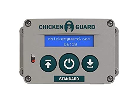 Chickenguard Standard Portier Automatique Pour Poulailler